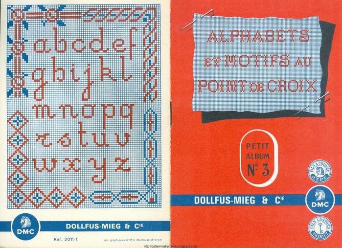 Alphabets et Motifs au Point de Croix N° 3 1 (700x507, 361Kb)