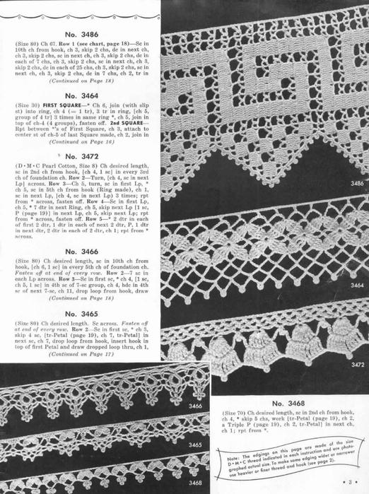 1951 Crochet Easy to make Edgings-3 (522x700, 266Kb)