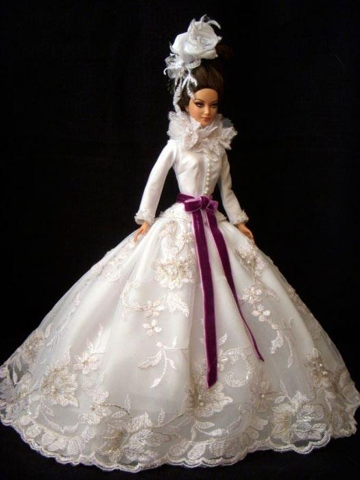 Свадебного Платья Для Барби