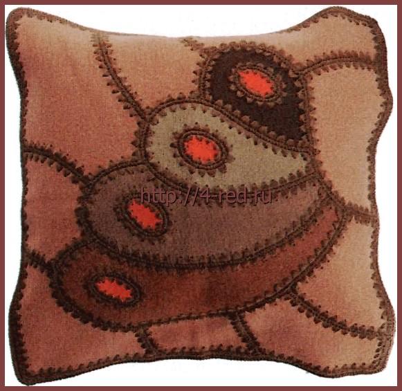 Подушка «Бабочка» Хранитель тепла. «Петушок» на чайник.