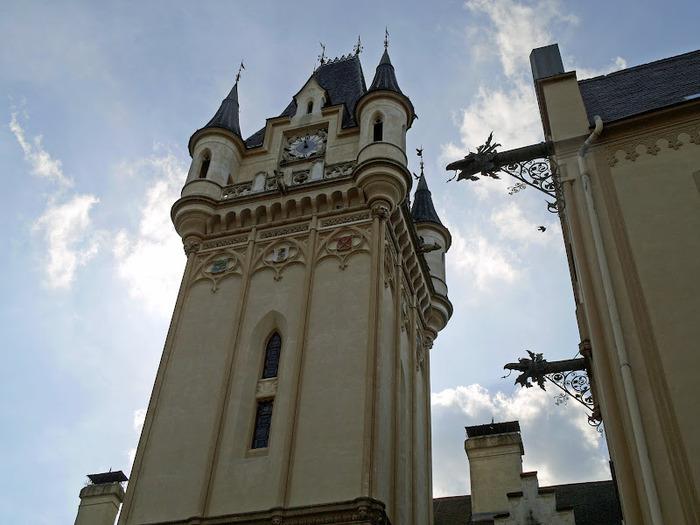 Замок Графенегг - романтичная драгоценность. 57273