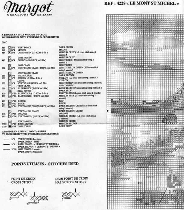 Рубрики: ВЫШИВКА/Домики