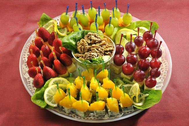 фруктовые бутерброды рецепты с фото