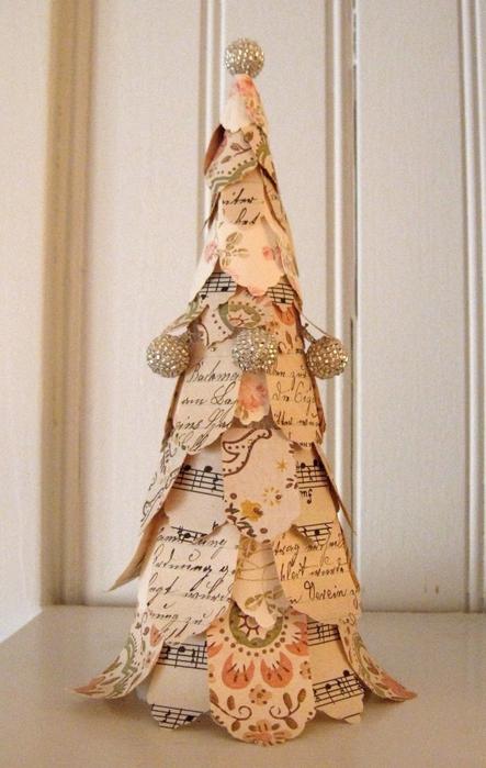 Paper Tree (443x700, 241Kb)