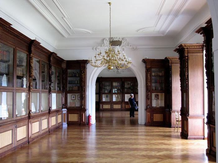 Замок Графенегг - романтичная драгоценность. 54938