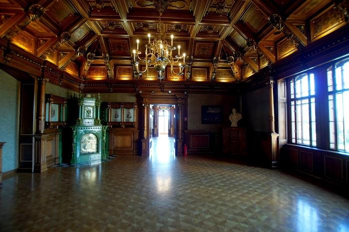 Замок Графенегг - романтичная драгоценность. 56824