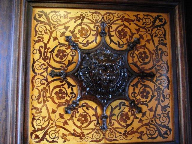 Замок Графенегг - романтичная драгоценность. 65033