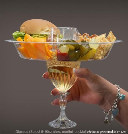 пластиковая тарелка для вечеринок 3 (450x470, 99Kb)