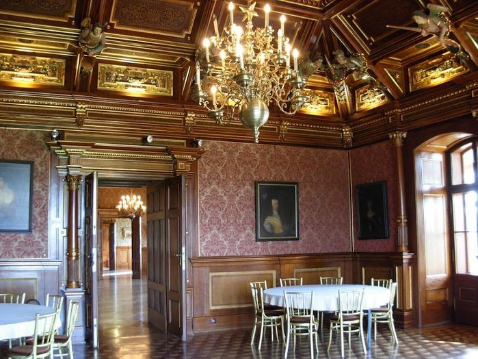 Замок Графенегг - романтичная драгоценность. 70665