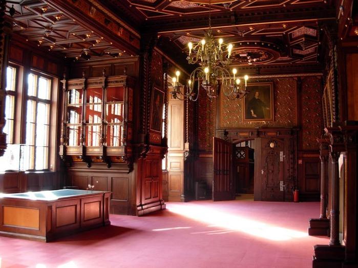 Замок Графенегг - романтичная драгоценность. 83405