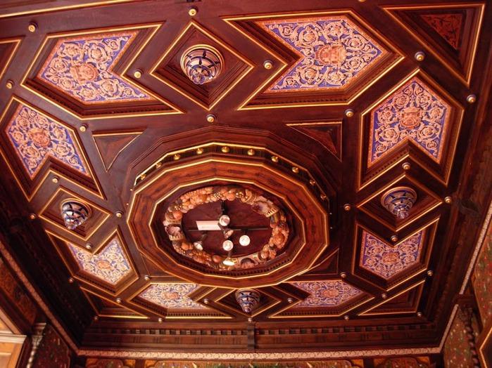 Замок Графенегг - романтичная драгоценность. 63735