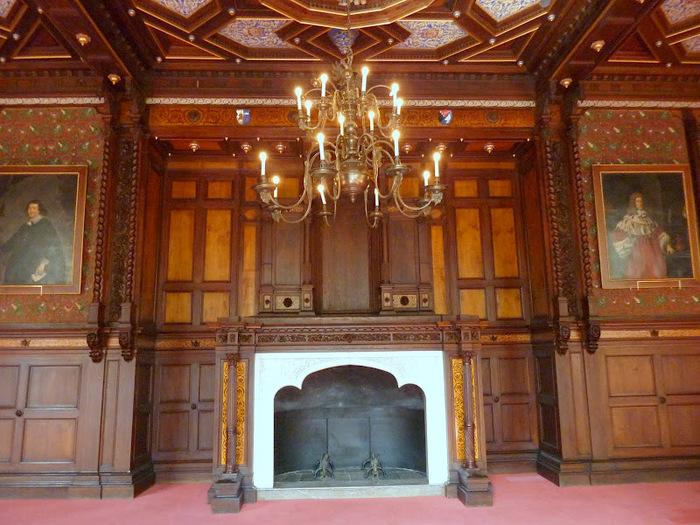 Замок Графенегг - романтичная драгоценность. 55724