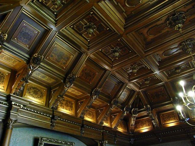 Замок Графенегг - романтичная драгоценность. 13100