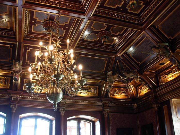 Замок Графенегг - романтичная драгоценность. 31514