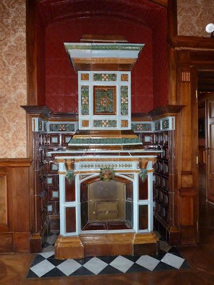 Замок Графенегг - романтичная драгоценность. 56376