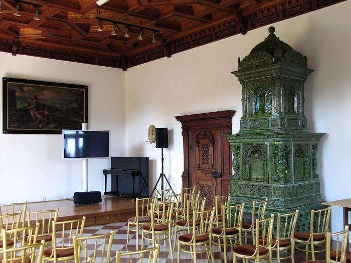Замок Графенегг - романтичная драгоценность. 60618