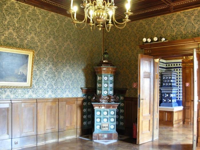Замок Графенегг - романтичная драгоценность. 41398