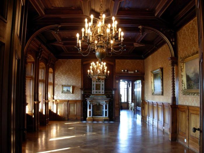 Замок Графенегг - романтичная драгоценность. 87628