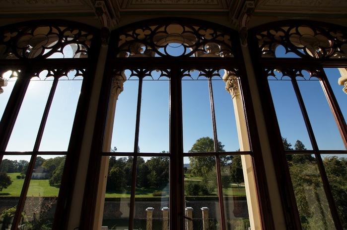 Замок Графенегг - романтичная драгоценность. 41948