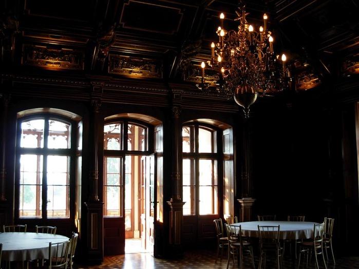 Замок Графенегг - романтичная драгоценность. 23991