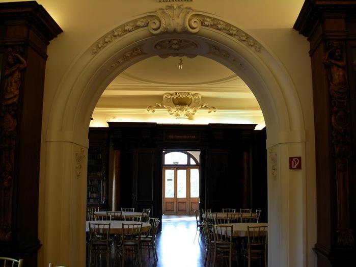 Замок Графенегг - романтичная драгоценность. 53463