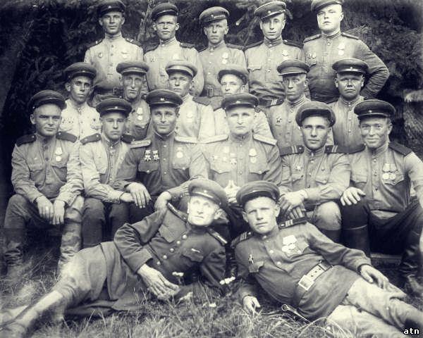 Из воспоминаний немецких солдат