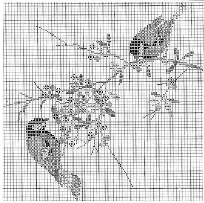 птицы 1993 (24) (700x696, 221Kb)