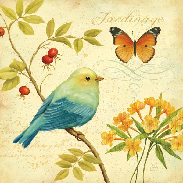 Красивые открытки с птицами 9