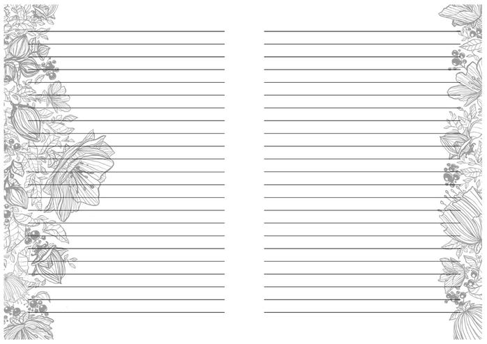 """Шаблоны страниц для изготовления блокнотов и книг своими руками. """" Шаблоны для печати на принтере """" Скрапбукинг, открытки, конве"""