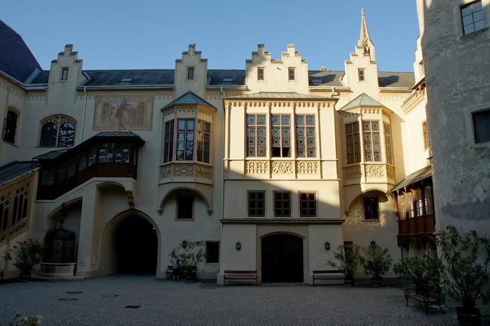 Замок Графенегг - романтичная драгоценность. 81275