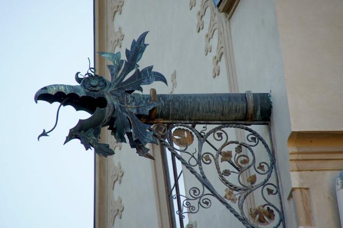 Замок Графенегг - романтичная драгоценность. 23258