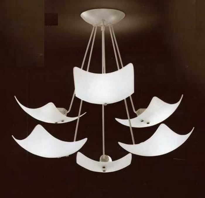 Современые стильные люстры в интерьере вашего дома 4 (700x677, 48Kb)