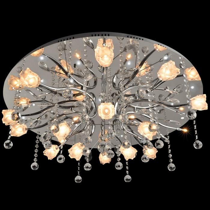 Современые стильные люстры в интерьере вашего дома 10 (700x700, 100Kb)