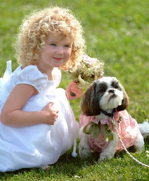 90792581_3365178_Cute_Pictures_of_Kids_and_Pets_5 - Lasting friendships start early, Part 2 - Inspiration & Hope