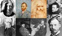 Неизвестные факты об известных художниках