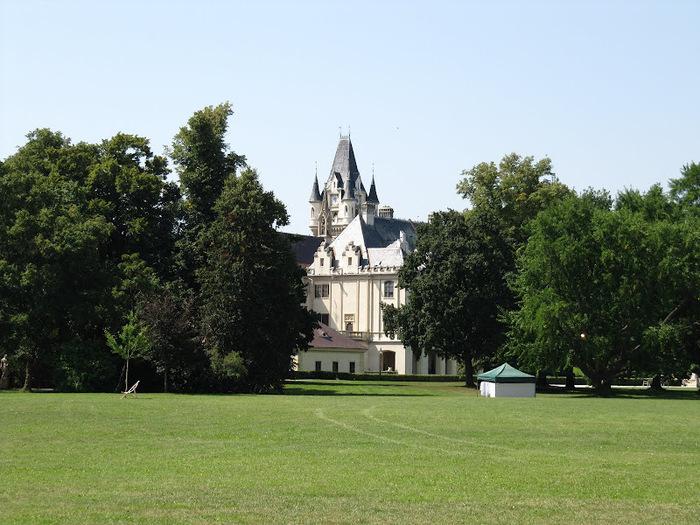 Замок Графенегг - романтичная драгоценность. 97752