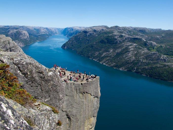 Фьорды Норвегии 32 (700x525, 79Kb)