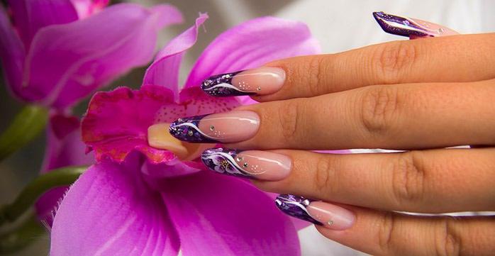 Модный дизайн ногтей 2012 700x361 48kb