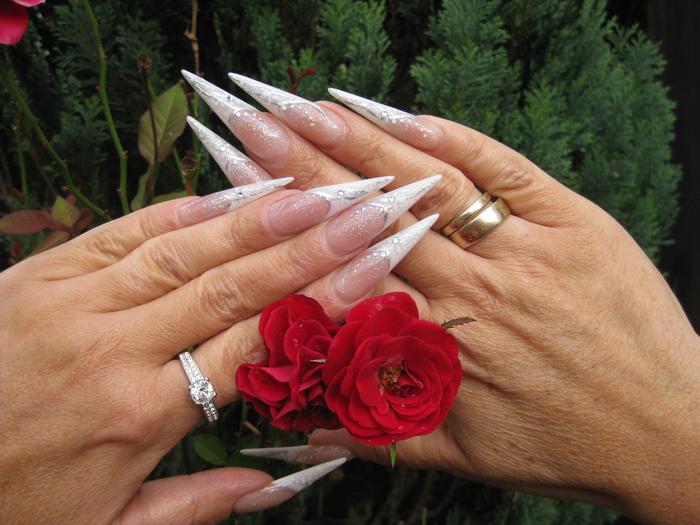 Дизайн гелевых ногтей новинки фото