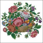 Превью woolwork collection English Flowers32 (599x599, 99Kb)
