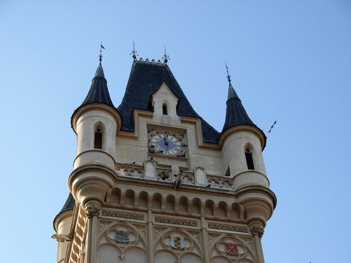 Замок Графенегг - романтичная драгоценность. 16265