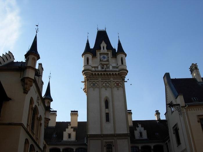 Замок Графенегг - романтичная драгоценность. 45374