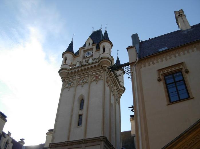Замок Графенегг - романтичная драгоценность. 78266