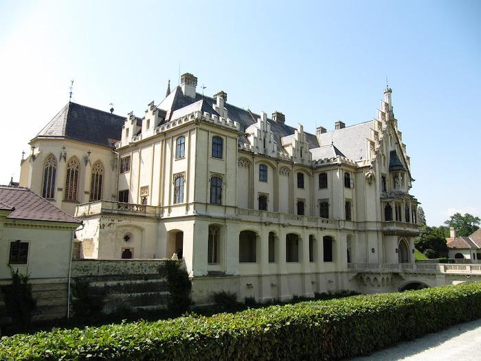 Замок Графенегг - романтичная драгоценность. 93536