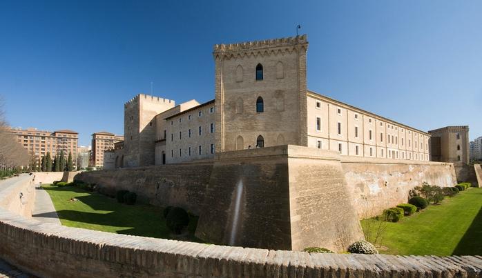 Замок Альхаферия (Castillo de Aljaferia) - жемчужинa испанского исламского наследия 86335