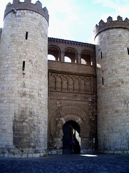 Замок Альхаферия (Castillo de Aljaferia) - жемчужинa испанского исламского наследия 65390