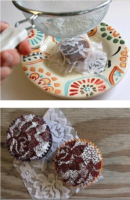 Украсить кексы своими руками - Spbgal.ru