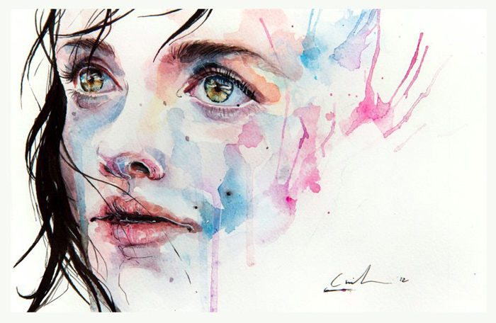 1000drawings_agnes-cecile (700x456, 174Kb)