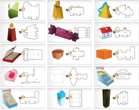 Коробки и упаковки своими руками