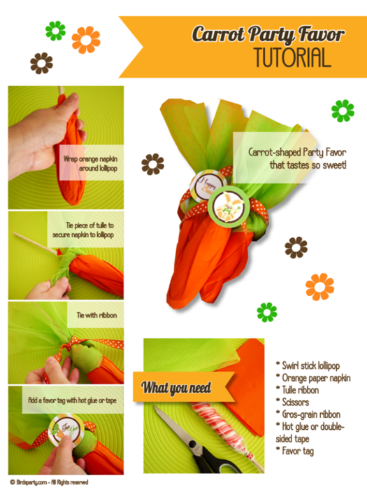Mock Carrot Easter Party Favor Tutorial (525x700, 374Kb)